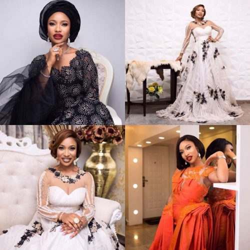 Actress Tonto Dike Marks Birthday Today With Beautiful New Photos