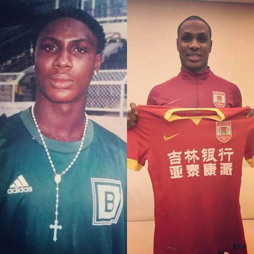 "​""My Girlfriend Left Me 11 Years Ago Because I Had Nothing To Offer""-Footballer Jude Ighalo Shares Inspiring Story"