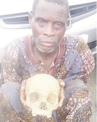 ​I Use Human Parts To Prepare Charms – Herbalist Who Sells With Human Parts Reveals