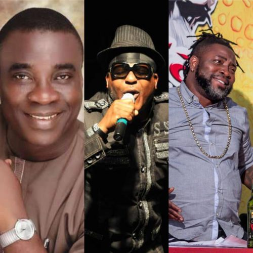 ARIYA REPETE ACADEMY: K1, Shina Peters And Puffy Tee Mentor 40 Quarter Finalists