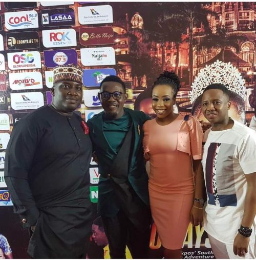 Sun City, South Africa; From The Eyes Of Nigerian Story Tellers – AY Makun's New Movie, 10 Days In Sun City Premieres In Lagos, Nigeria