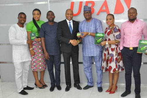 Bridge Concept Leverage UBA Digital Banking Platforms, Introduces Naija Green Card For Young Nigerians