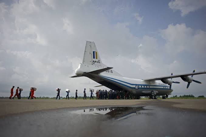 JUST IN: Latest Reports Claim 15 Passengers Survived Myanmar Military Plane Crash
