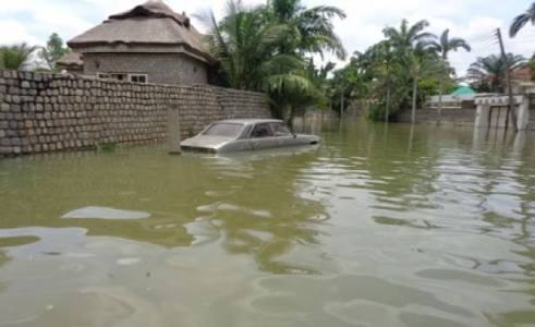 Flood Caused By Heavy Rain Washes Away Homes And Public Property In Ibadan