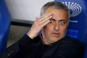 Manchester United Coach, Jose Mourinho Accused Of Tax Fraud