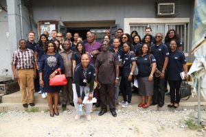 Lagos Business School Hosts, Trains South African Bankers