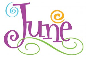 Happy New Month Of June!