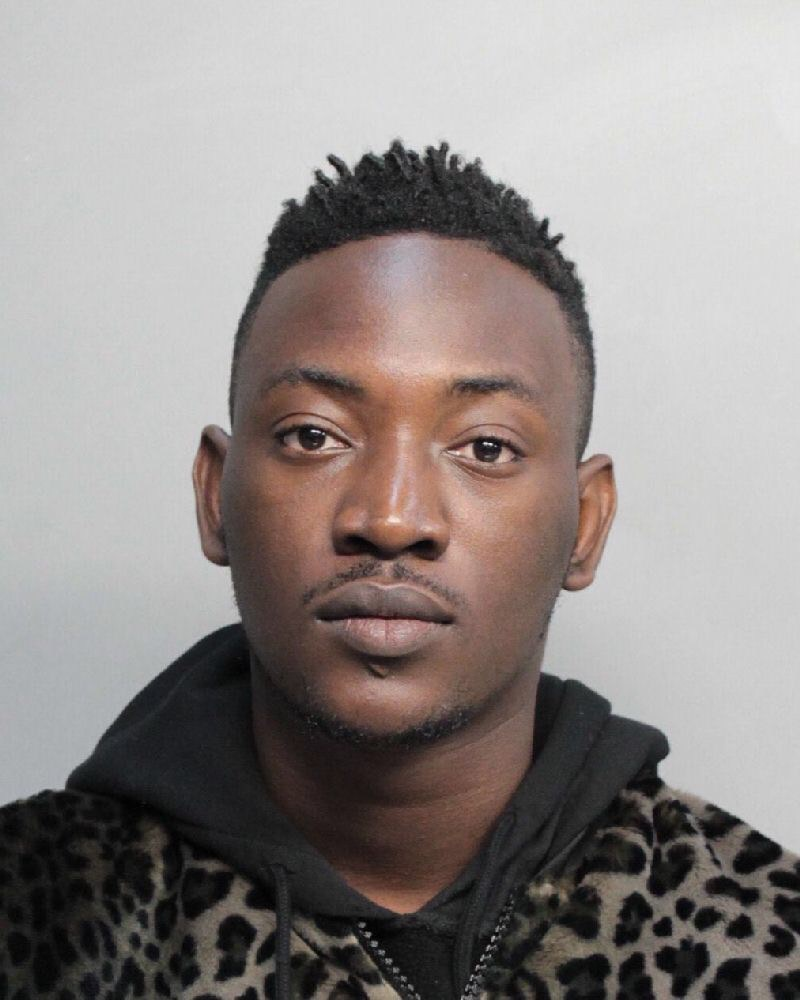 Singer Dammykrane Arrested In Miami For Grand Theft, Credit Card And Identity Fraud (photos)
