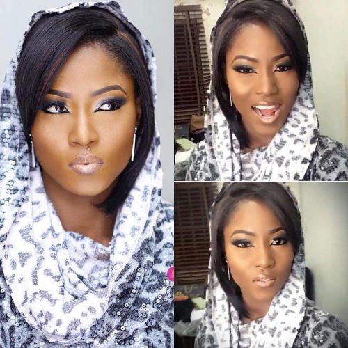 Ex BB Naija Housemate DebieRise Stuns In New Photos