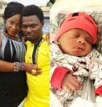 Kunle Afod And Wife Desola Welcome Baby Boy