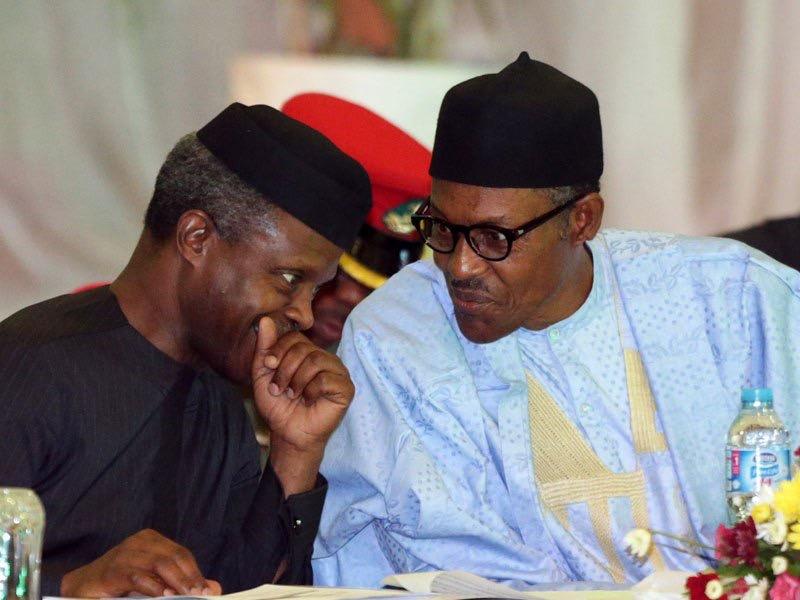 Breaking: Buhari Directs Osinbajo To Sign 2017 Budget