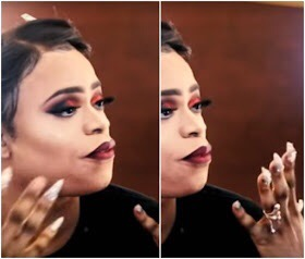 Bobrisky's Knuckles Are  'Far From Flawless' In New Photos