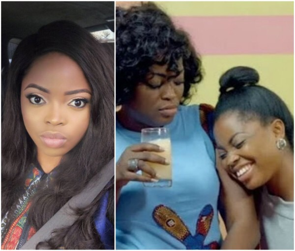 Juliana Olayode, Who Played   'Toyo Baby' On Jenifa's Diary Finally Opens Up About  Relationship With Funke Akindele