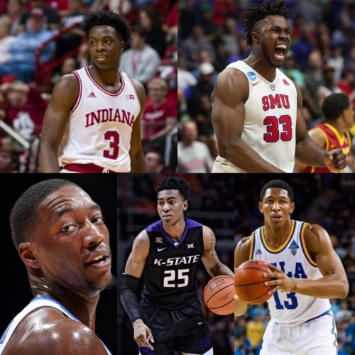 Check Out The  5 Nigerians Drafted  Into The NBA For 2017 Season