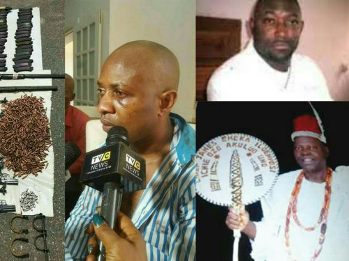 How Evans Kidnapped, Killed My  86-year-old FatherAfter  Collecting N15m – Ex-Super Eagles player