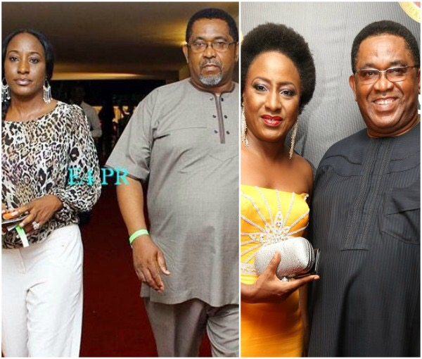 Ireti Doyle's Marriage To Husband Patrick Has Allegedly Crashed! (Details)