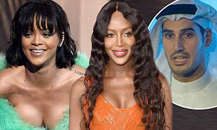 Identity Of  Rihanna's New Flame  Hassan Jameel  Revealed, Said To Be Reason Behind Feud With Naomi Campbell