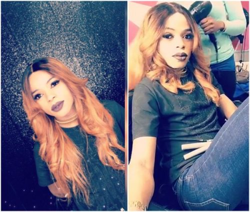 """My Outfit Will Be Customized From China!""-Bobrisky As He Shows Off New Blonde Hair Do, Reveals He's Having Biggest Birthday Shindig Yet Come August"