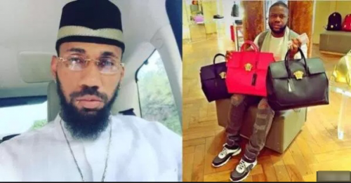 """""""This Cow Wanna Be Relevant So Bad"""" – Phyno Drags The hell Out Of Hushpuppi Over Fake Designer Watch Comment"""