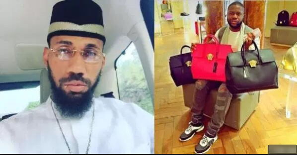 """This Cow Wanna Be Relevant So Bad"" – Phyno Drags The hell Out Of Hushpuppi Over  Fake Designer Watch Comment"