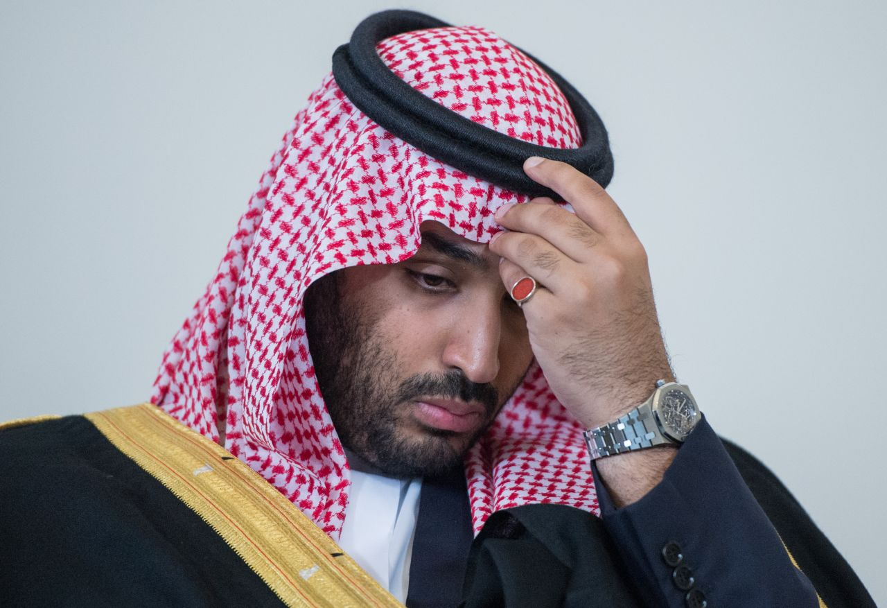 WAWU! The Saudi Crown Prince Has Been Sacked!