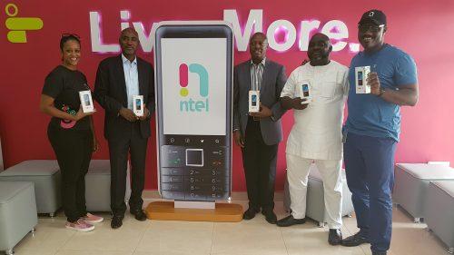 ntel NOVA 4G/LTE Phone Berths In Abuja