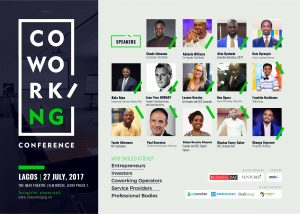 Leanne Beesley, Chude Jideonwo, Kola Aina, Others To Speak At Nigerias's First Coworking Conference