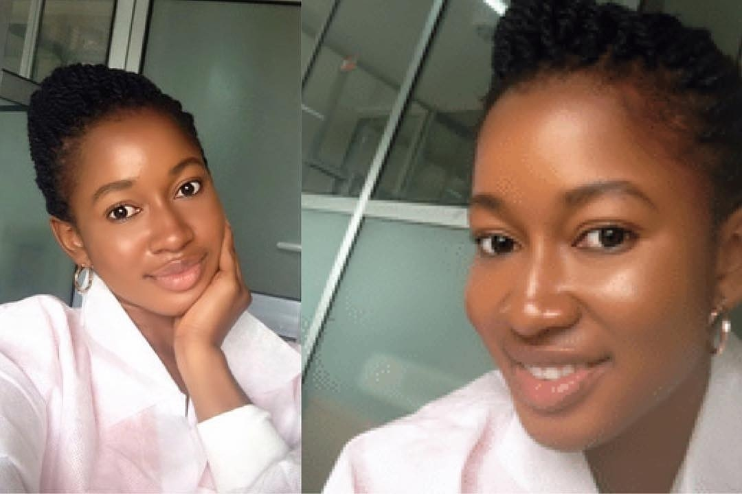 #Beautyandbrains ! Nigerian Student Develops Alternative Cure For Breast Cancer
