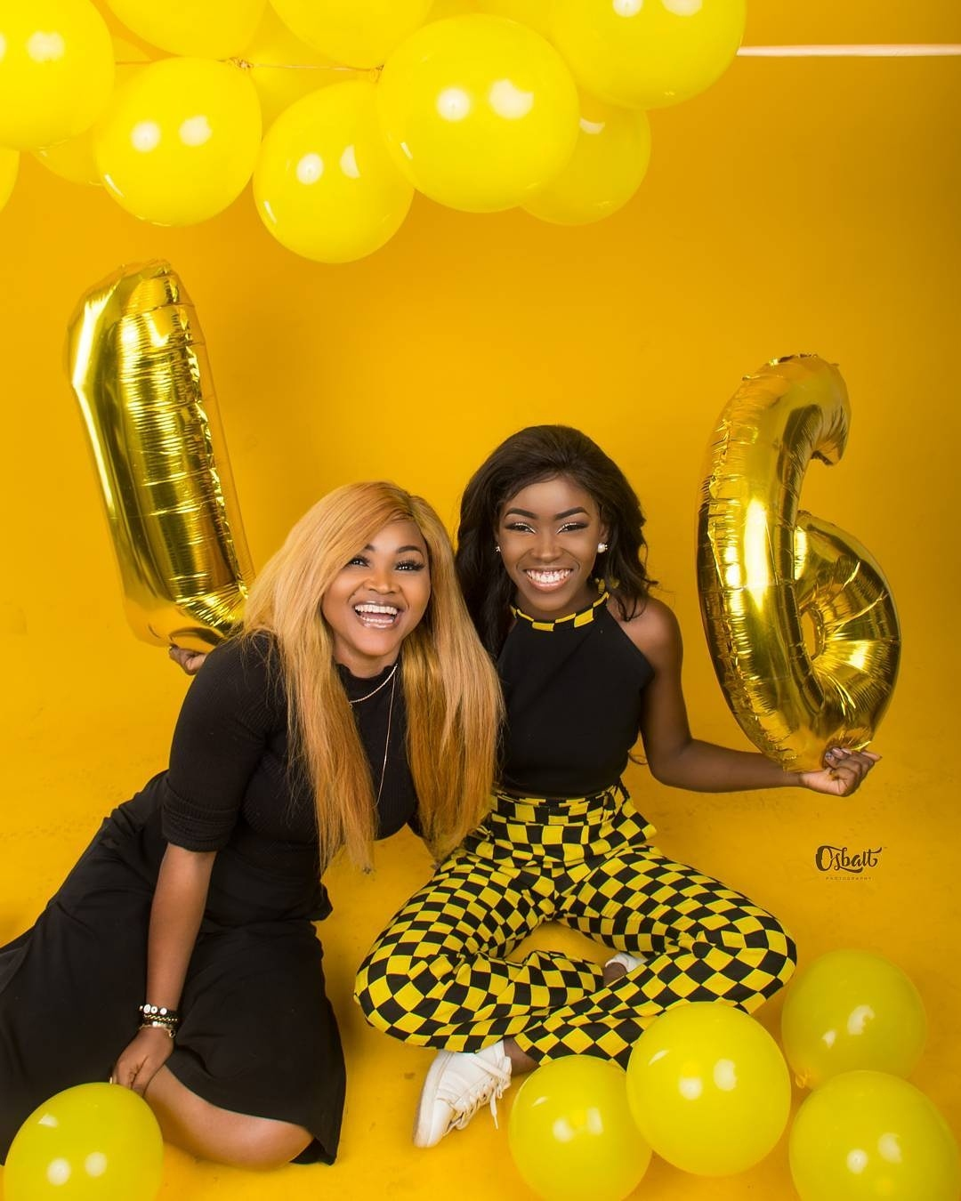 Mercy Aigbe's Daughter Michelle Beautiful In New Photos As She Turns 16