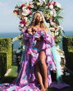 Beyonce Shares First Official Photo Of Her Twins Sir Carter And Rumi As They Turn One Month