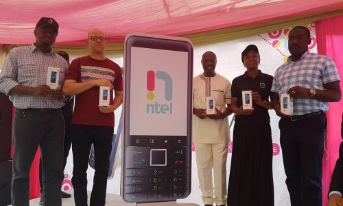ntel  Makes A Splash In Port Harcourt With Its ntel NOVA 4G/LTE Phone