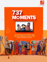 GTBank Unveils 737 Moments, Music Video Of Its Popular 737 Theme Song