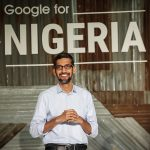 Photos: Google CEO Sundar Pichai Visits Nigeria For The First Time, Highlights Plan To Make Internet Work BetterFor  Nigerians