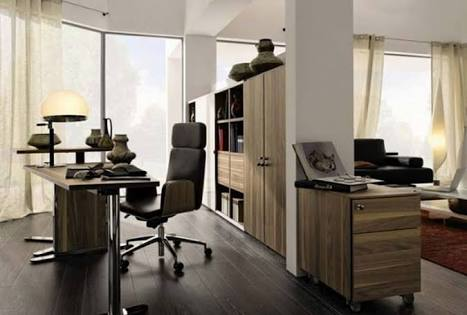 Amazing Design Ideas For Small Office Spaces At Home