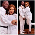 Actress Mosun Filani Shares Rare Photos From Shoot With Husband To Celebrate Birthday