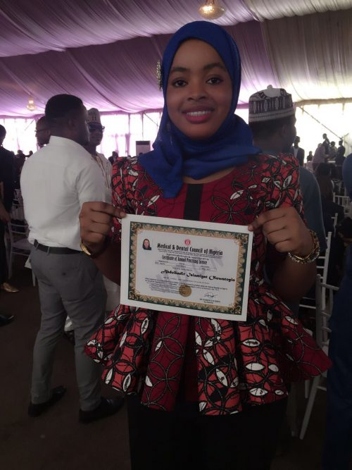 Nigerian Orphan Who Graduated Best Medical Student In Sudan Passes Nigerian Medical and Dental Licensing Exam With Distinction
