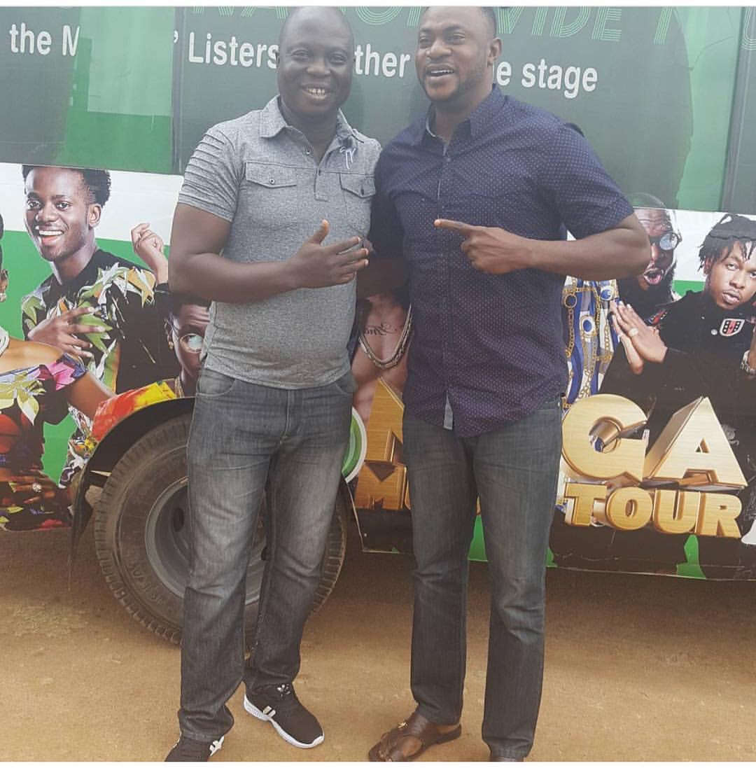 Nollywood Actors, Odunlade Adekola, Mr Latin AttackedBy  Armed Robbers