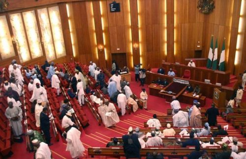 BREAKING: Bill To Strip EFCC Of Control Over NFIU Passes Second Reading In Senate
