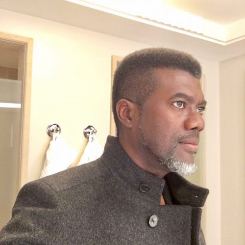 Princesses Don't Expose Their Womanly Parts- Reno Omokri As He Speaks Against Brides Who Bare Boobs At Weddings