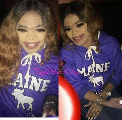 Check Out How 'Flawless' Bobrisky Looked At An Event In The US  Yesterday