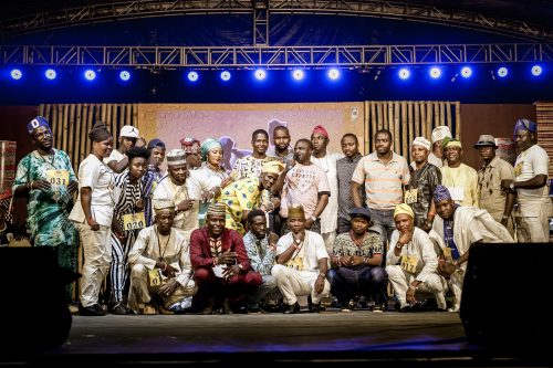 Ariya Repete: Goldberg Storms Akure For Quarterfinals, Short Lists 20 Contestants For Semifinals