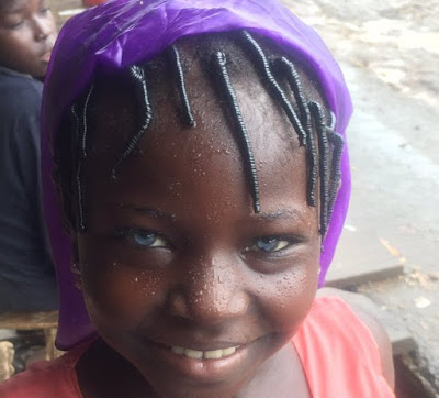 Photos: Another Young Nigerian girl With Natural Colored Eyes Spotted In Nassarawa (look)