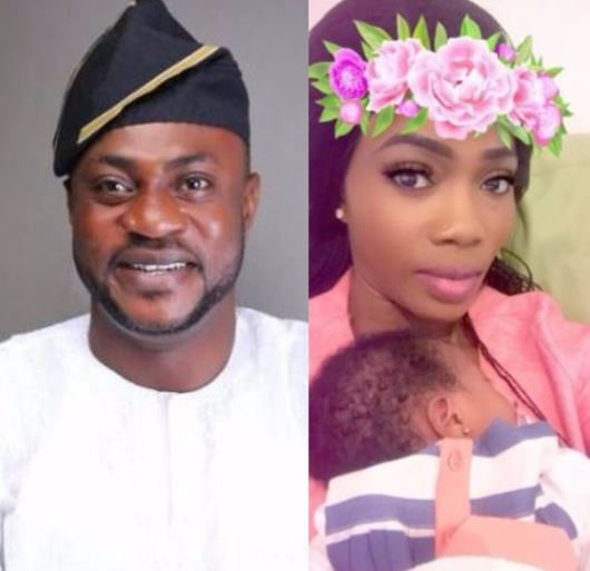 Actor Odunlade Adekola Reacts To News Of Welcoming Child With Side Chic