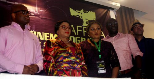 New Dawn For Nigeria's Film Industry As Alakija, Others Unveil Africa Cinematography Festival