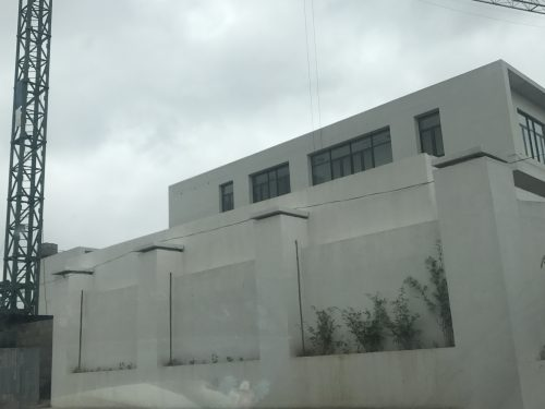 See Pictures of Gov. Amosun's New Multi-Billion Naira Mansion