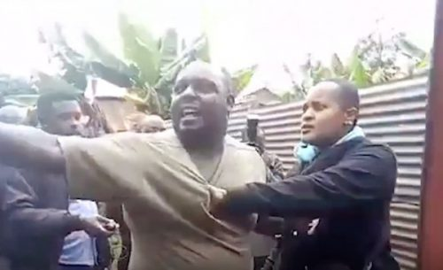 Video: Pastor Caught Pants Down With His Pregnant Sister-In-Law