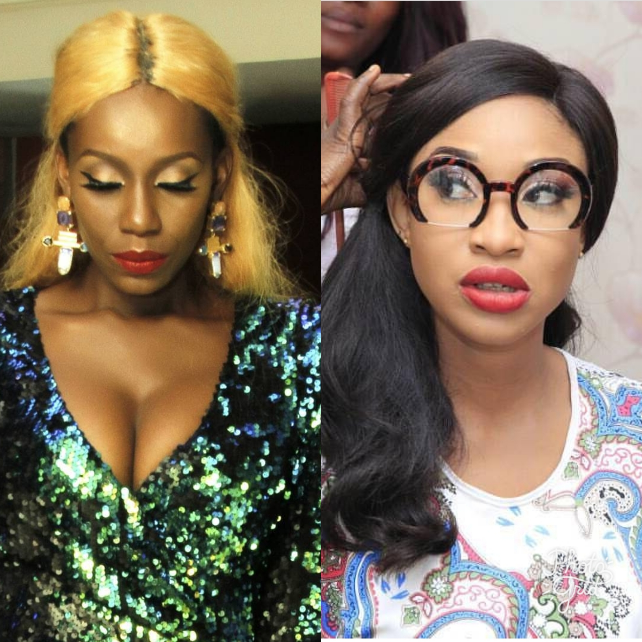 I Gave You Your Big Break, Borrowed You My Clothes And Car, Yet You Betrayed Me-Tonto Dike's Benefactor Adaslim Calls Her Out