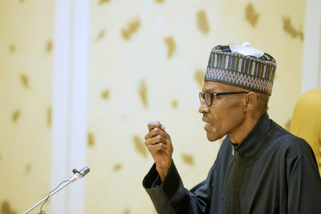 """Nigeria's Unity NOT Negotiable""-President Buhari Says In Address To Nation This Morning"