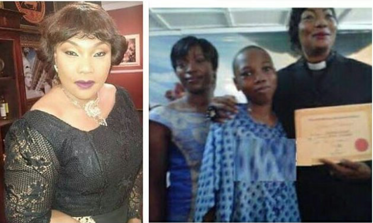 Veteran Actress Eucharia Anunobi Loses 15 Year Old Only Son