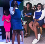 Funke Akindele Debuts Baby Bump